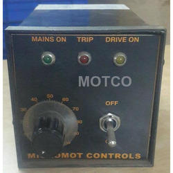 Motco Single Phase DC Drives, Single Phase, Model Name/Number: Model1022