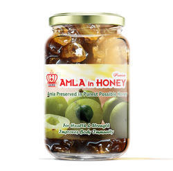 Premium Amla in Honey