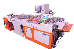 Scratch Card Printing and Coating Machine