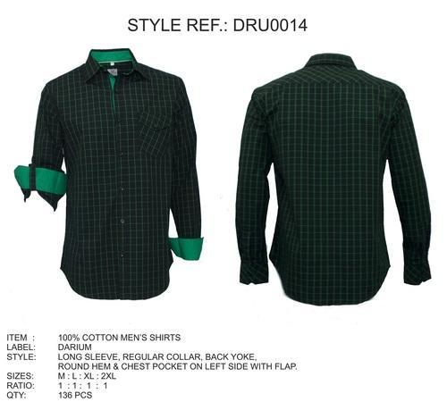 ffbc95d31b6 Designer Mens Shirts at Rs 499  piece
