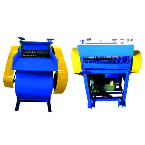 Scrape Cable Stripping Machine at Rs 95000 /pc | Cable Stripping ...