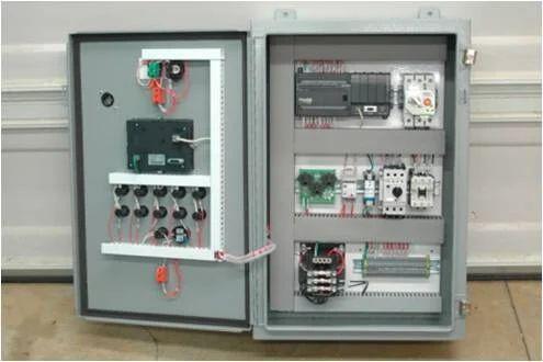 Automation System PLC Based
