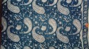 Hand Block Paisley Print Dress Material