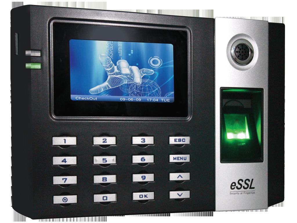 card reader essl time attendance system rs 5500 piece