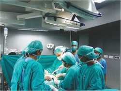 Operation Theater Testing