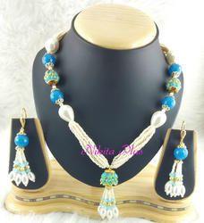 Artificial Pearls Mala Sets