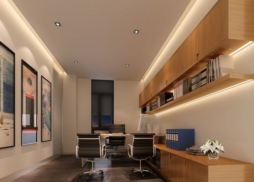 Manager office interior design and decoration in malad for Interior designs ne ltd