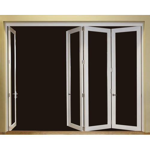 Retractable Walls Residential: Folding Door At Rs 550 /square Feet