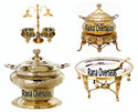 Brass Chafing Dishes