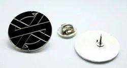 Round Metal Pin