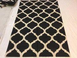 Vimla International Printed Cotton Durries Floor Rug