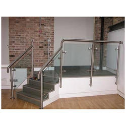 Interior Stainless Steel Railing