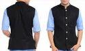 Tweed Wollen Nehru Jacket