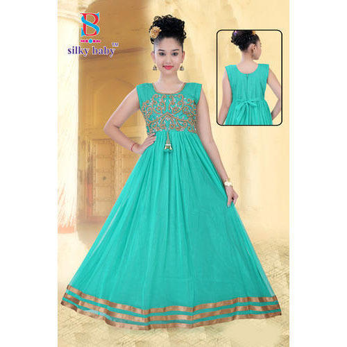 fec1ea5271ac0 Party Wear Kids Gown at Rs 1095 /piece | Kids Gown | ID: 12453836448