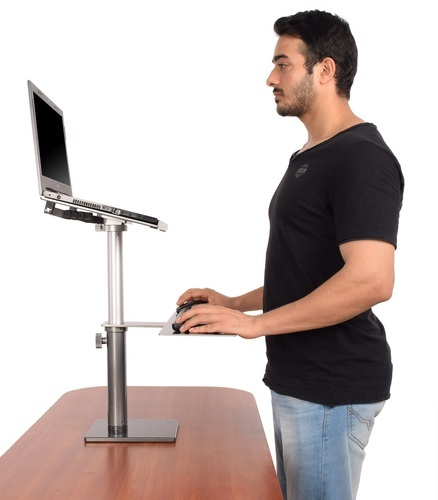 Zen Desk 10 Laptop Standing Desk at Rs 17999 unit Mulund West