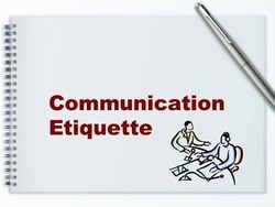 Business Communication And Etiquette Training Program