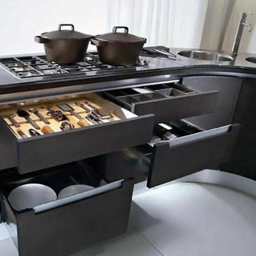 Modular Kitchen Accessories, Spoons, Table Knife And Cutlery ...