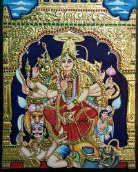 Chamundeshwari Tanjore Paintings