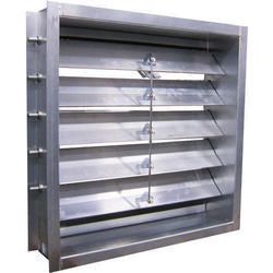 Air Distribution Product Damper Manufacture From India