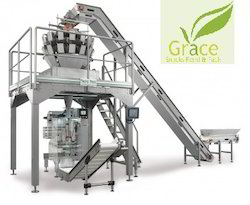 Automatic High Speed Pouch Packing Machine with Multihead