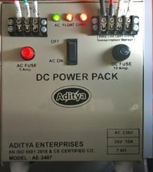 AE 2407 DC Power Packs