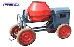 Mkg Concrete Mixer Without Hopper