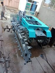 Chain Trench Digger Machine