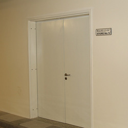 Heavy Duty Steel Acoustic Doors