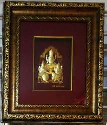 Gold Leaf Frames Large