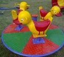 FRP Duck Revolving Platform