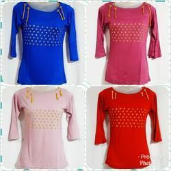 Ladies Full Sleeve Rayon Top