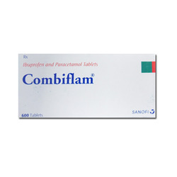Combiflam Tablet, Packaging Type: Box