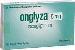Saxagliptinum Tablets