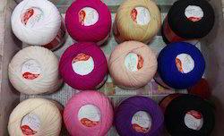 Mercerised Knitting Cotton Thread
