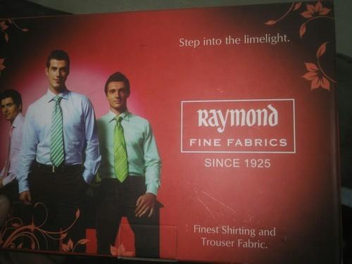 68aed4b5e1 Plain Raymond Pant Shirt Piece, Rs 600 /box, Shree Kalindi ...