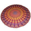 Cotton Mandala Yoga Mat