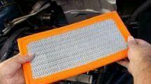 Air Filter Inspection