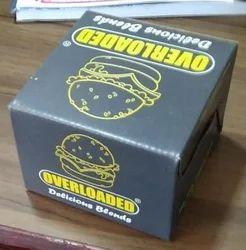 Corrugated Burger Box