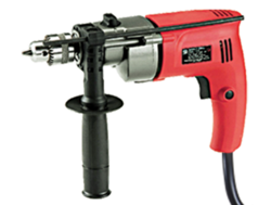 15100 Light Duty Drill, 530 W, Voltage: 235 V