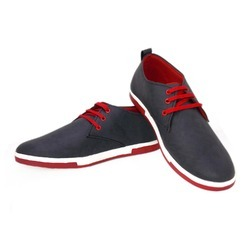 Mens Designer Canvas Shoes, Gents