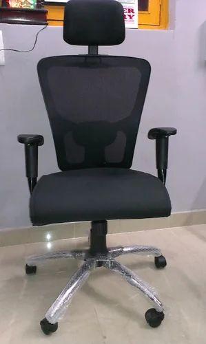 Vinayaka Industries, Hyderabad - Manufacturer of Executive High Back