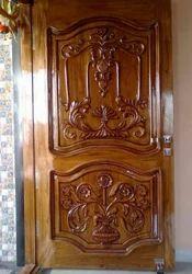 Sagwan Door