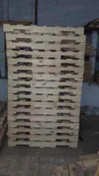 Brown Heavy Duty Wooden Pallets
