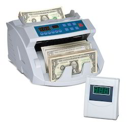 Fully Automatic Note Counting Machine