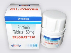 Erlotinib Tablets 150 mg