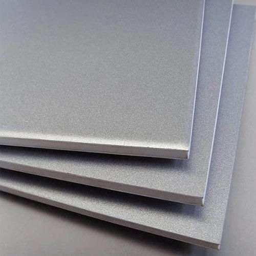 Coated Aluminum Alloy Sheet, Size: 8 to 200 mm