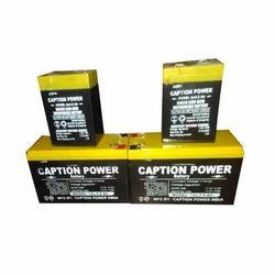Caption Power VRLA Battery