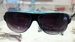 Black And Blue Sunglass