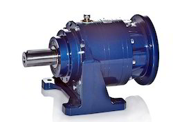 Foot Mounted Helical Worm Gearbox