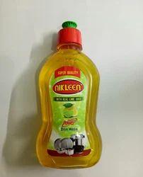 Nikleen Dish Wash Liquid, Packaging Type: Plastic Bottle